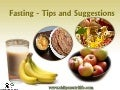 Healthy Fasting during festival