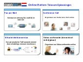 Fax internet & per mail, video conference call, telefoonservice, online telecom