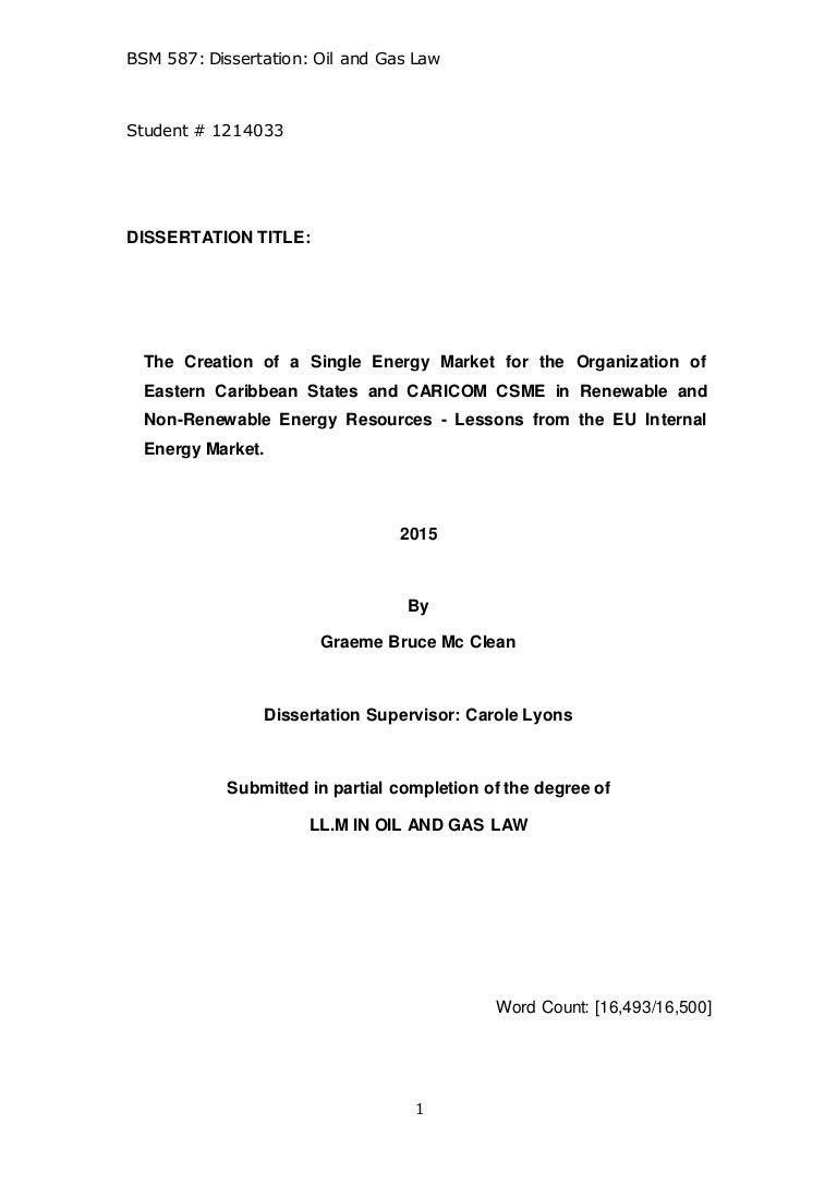 Oil and gas llm dissertation final gbclean 2 ariel version 1 spiritdancerdesigns Gallery