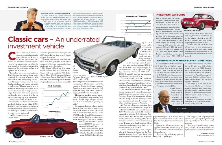 Hagerty Car Value >> Classic Cars