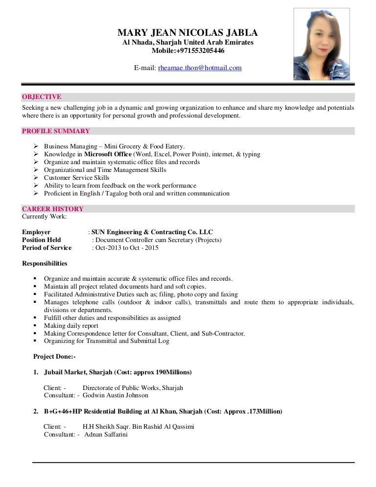 ojt resume brilliant ideas of sample resume for ojt computer