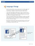 "Facebook Language Change: ""Fan"" to ""Like"""