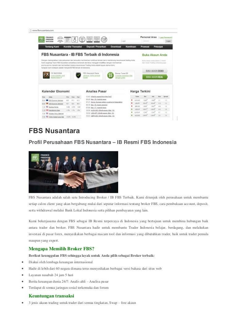 ib fbs di indonesia