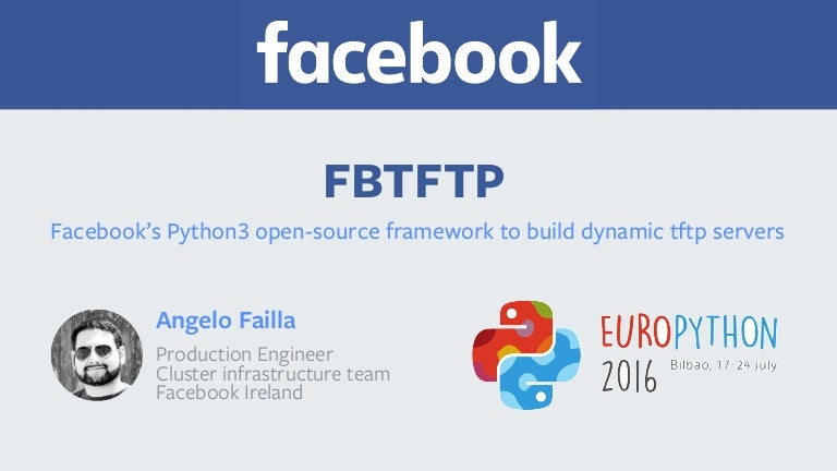 FBTFTP: an opensource framework to build dynamic tftp servers