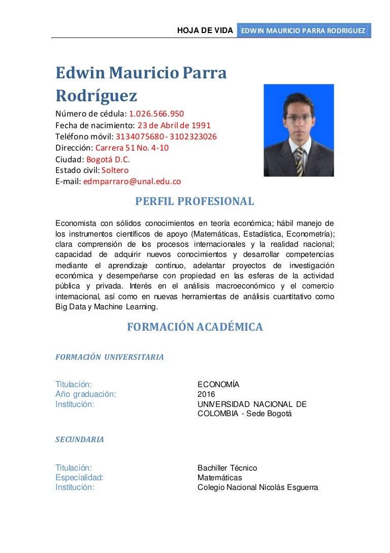 HV Edwin Mauricio Parra R Nueva