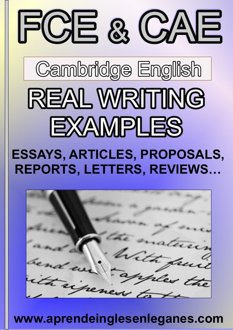 Fce cae real writing examples spiritdancerdesigns Choice Image