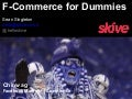 F-Commerce for Dummies