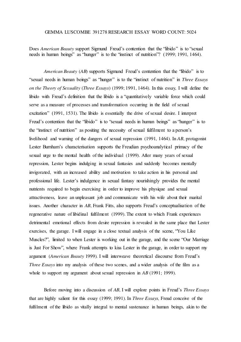 High School Dropout Essay Essays On Sigmund Freud Apa Essay Paper also Essay On Pollution In English Essays On Sigmund Freud  Freud The Philosopher Science Topics For Essays