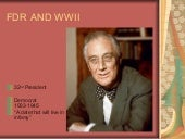Fdr And Wwii
