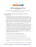 Case study on crisis communications using social media