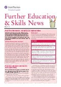 Further Education Newsletter 2012
