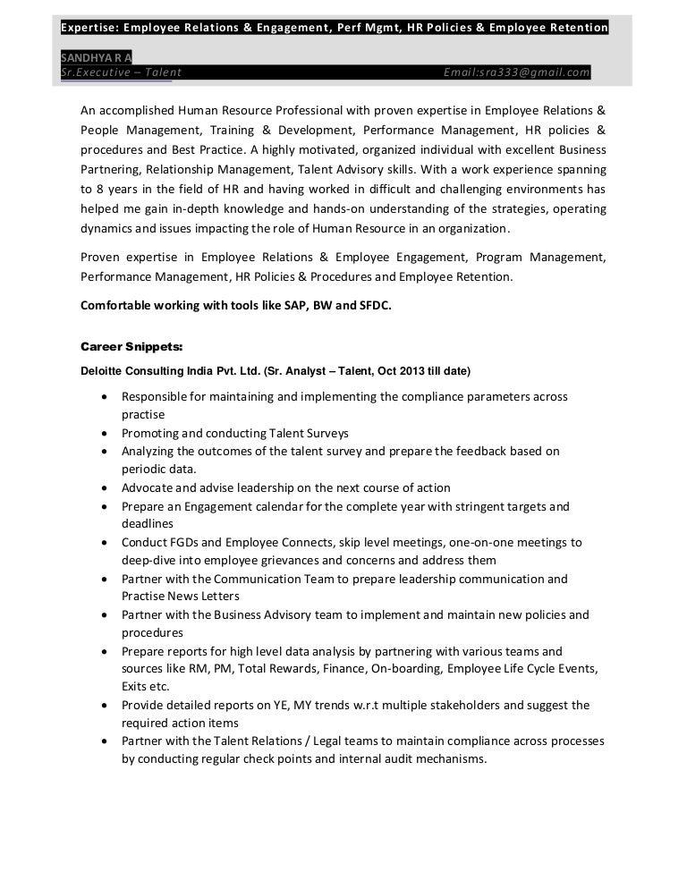Essay review employee retention