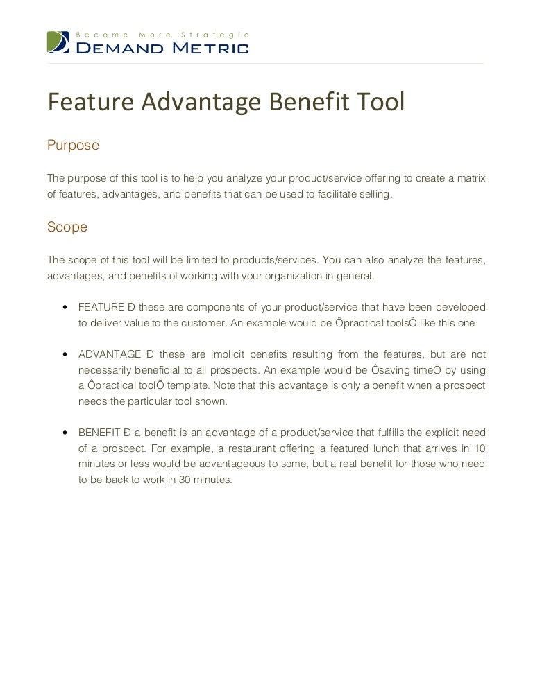 Feature advantage benefit tool featureadvantagebenefittool 120408131621 phpapp02 thumbnail 4gcb1354793271 maxwellsz