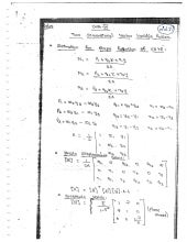 ME6603 - FINITE ELEMENT ANALYSIS UNIT - IV NOTES AND QUESTION BANK