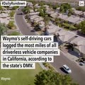Waymo's leading the self-driving car race, the Fed leaves rates unchanged, and more news