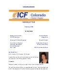 February 2018: ICF Colorado Newsletter
