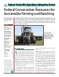 Federal Conservation Resources for Sustainable Farming and Ranching - IP294