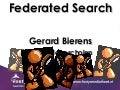 Federated Search NVB-HB 22 mei