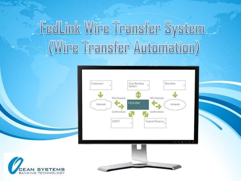 FedLink Wire Transfer System