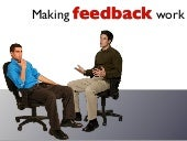 Feedback Presentation at ThoughtWorks University