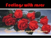 Feelings with roses