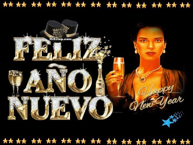 FELIZ AÑO NUEVO-HAPPY NEW YEAR 2011