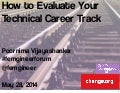 How to Evaluate Your Technical Career Track