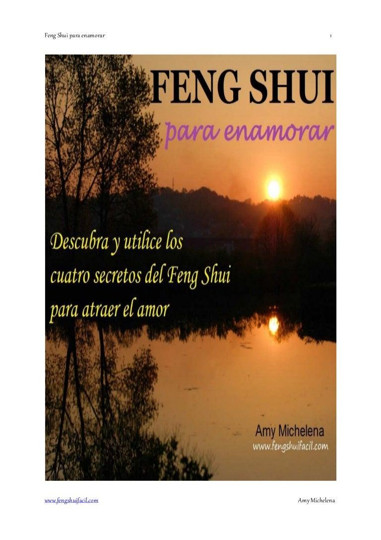 Feng shui para enamorar