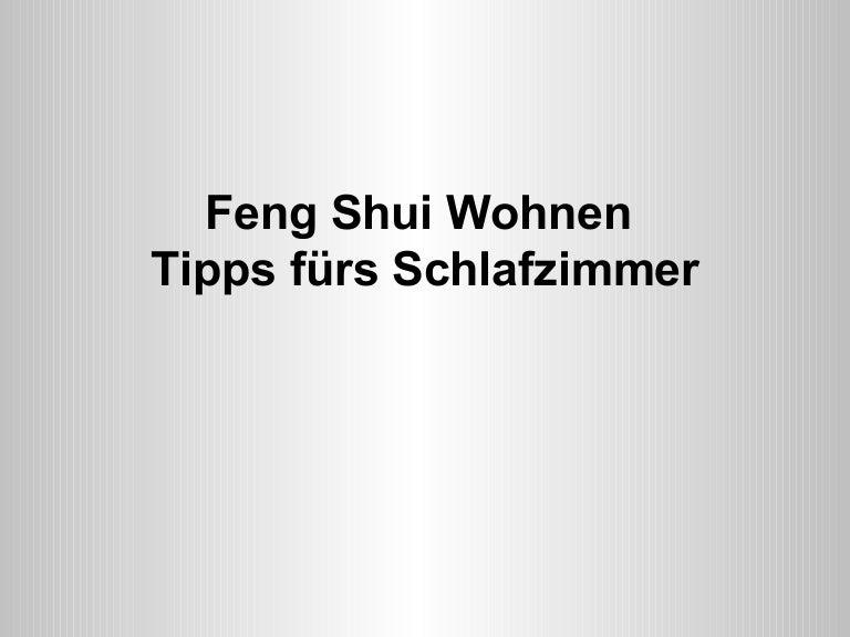 Feng Shui Wohnen: Tipps fürs Schlafzimmer