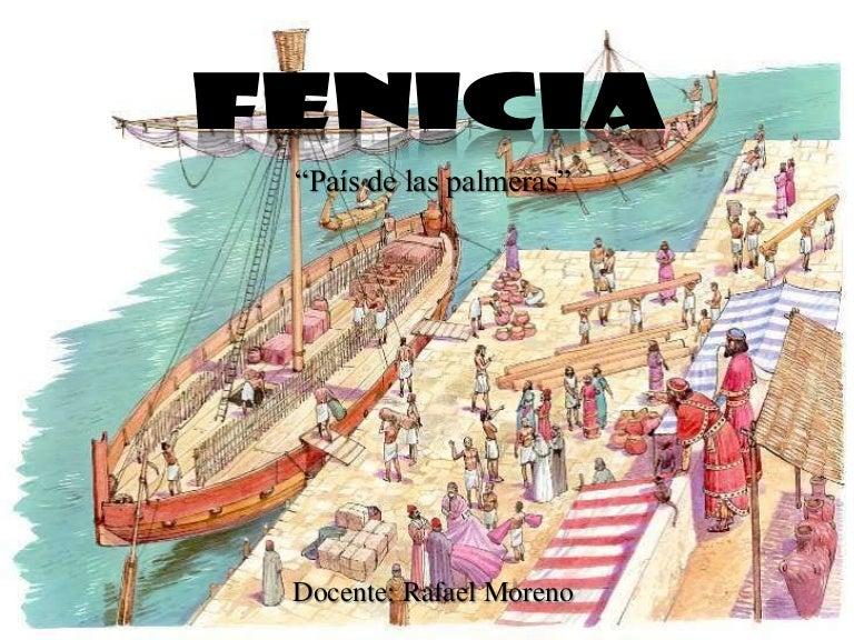 Fenicia pa s de las palmeras - El taller de lo antiguo ...