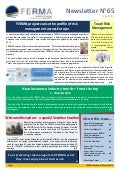 FERMA Newsletter 65 (June 65)