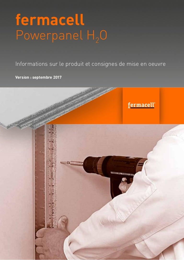 fermacell powerpanel h2o informations sur le produit et. Black Bedroom Furniture Sets. Home Design Ideas
