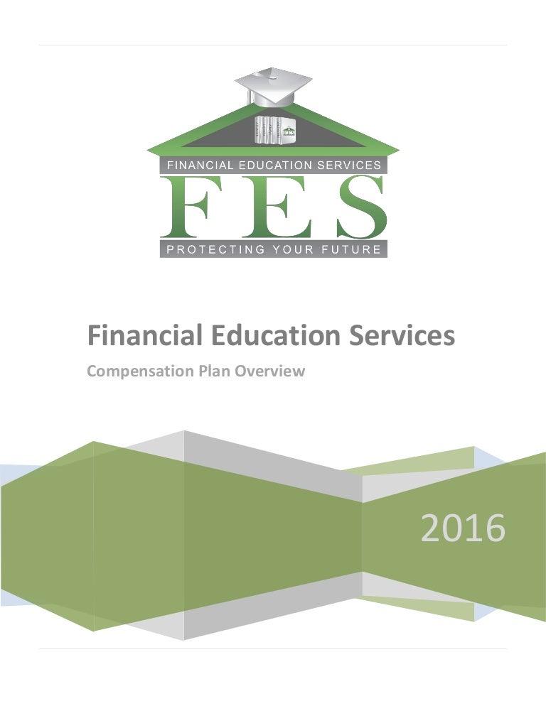 Fes Compensation Plan 2016