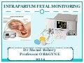 Fetal monitoring  for undergraduate