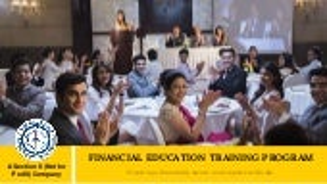 Financial Education Training Program (FETP) Presentation