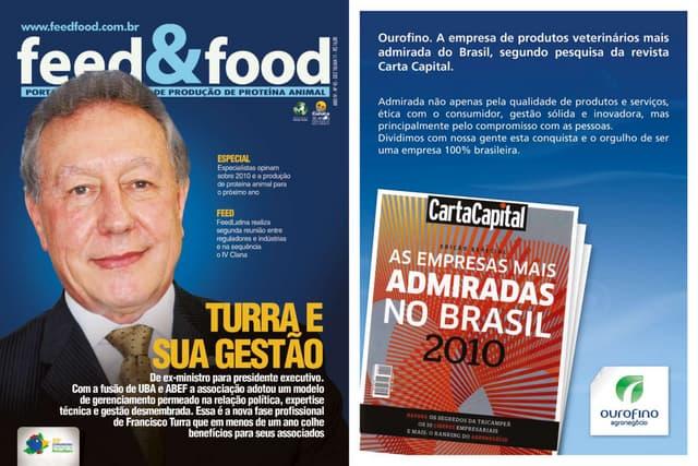 Revista feed&food - Edição nº 45