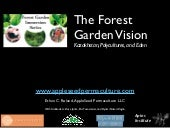 The Forest Garden Vision