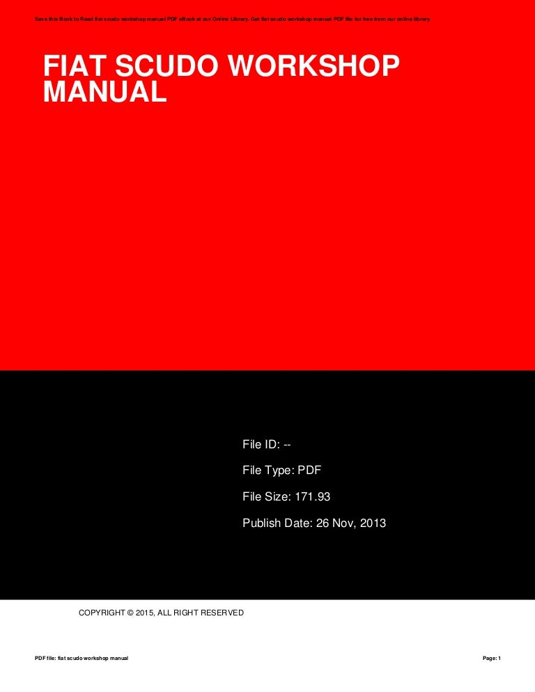 fiat uno pdf service repair workshop manual ebook