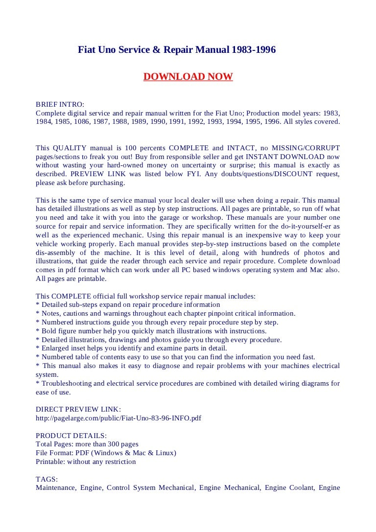 Wiring Diagram Fiat Stilo Dealer Service Manual Repair Manual Wiring