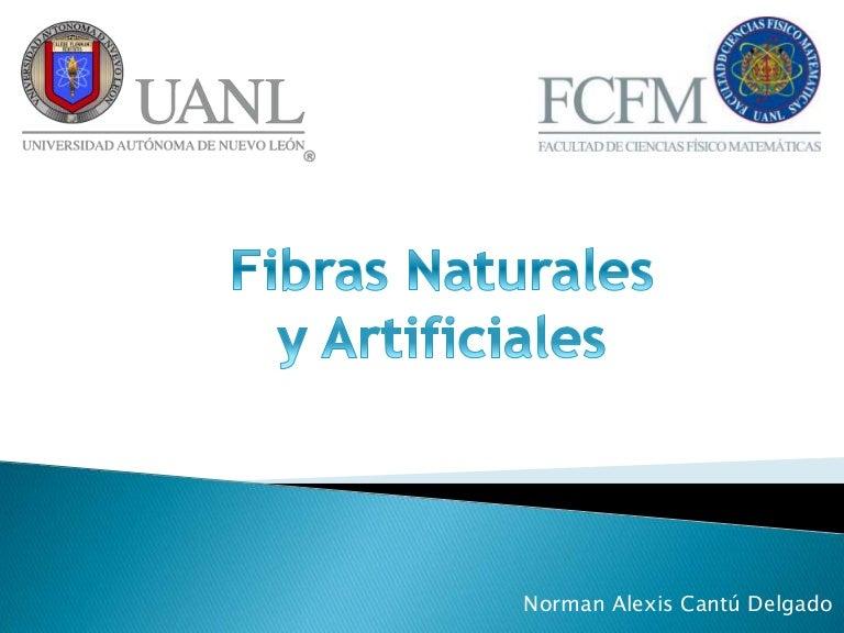 Fibras Naturales Artificiales Y Sinteticas