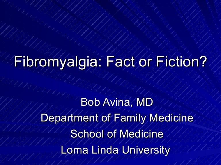 Baclofen and fibromyalgia