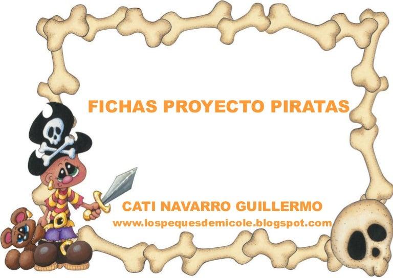 Fichas piratas