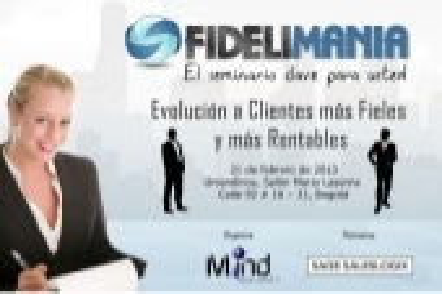 Catálogo Fidelimania 2013