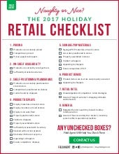 The 2017 Holiday Retail Checklist