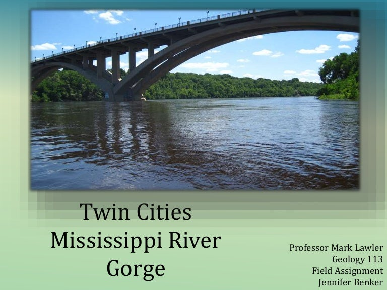 Image result for photo mississippi river gorge