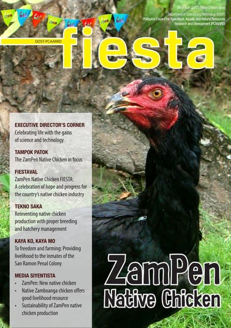 Fiesta mag native chicken (zam pen)