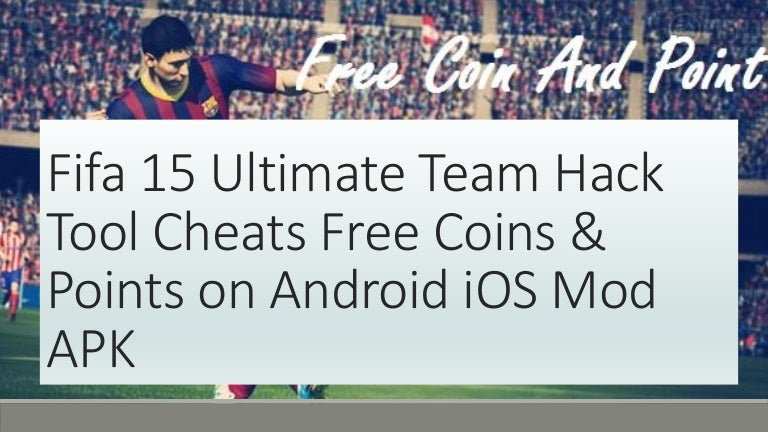 fifa 15 coins free android