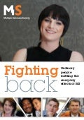 Fighting Back - MS week 2012 report