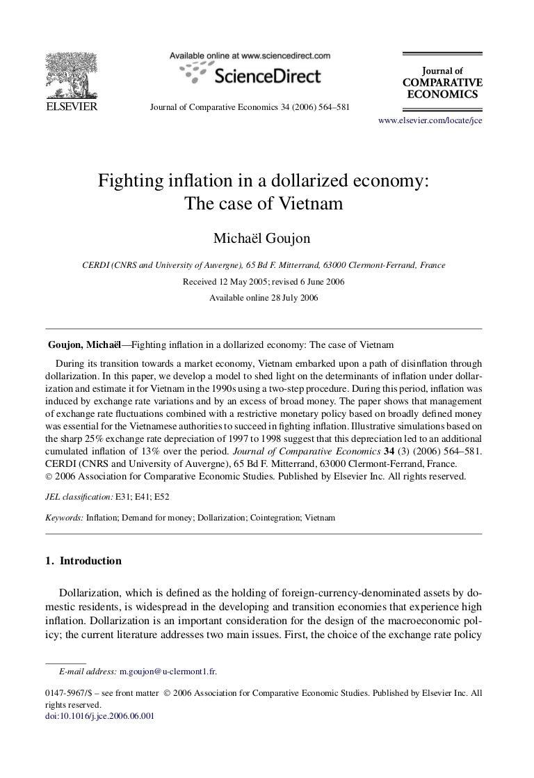 comparative economics definition