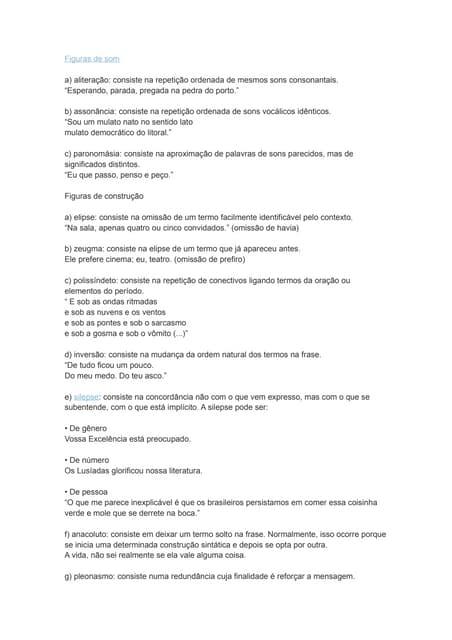 Figuras de linguagem (básico)